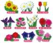 Photo2: お花折り紙 / Flower Origami (2)